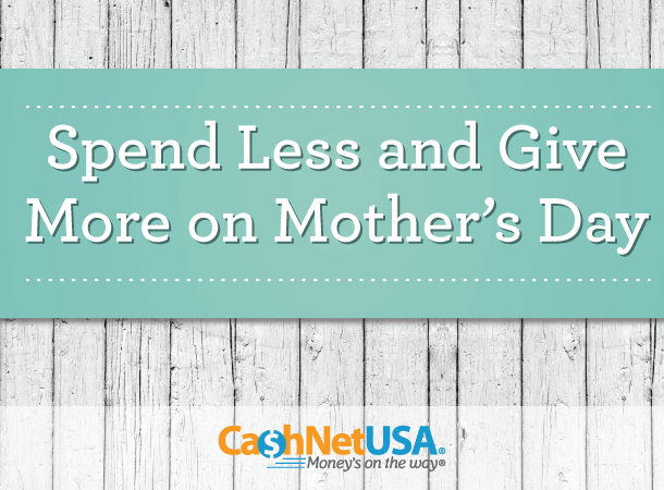 10 Ideas for Mother's Day Savings