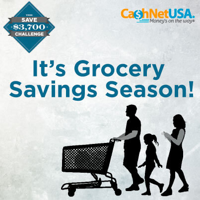 Save $3,700 Challenge Month Seven: Groceries