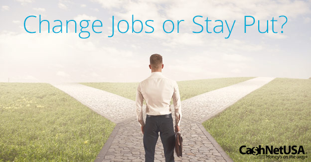 The Costs of Changing Jobs