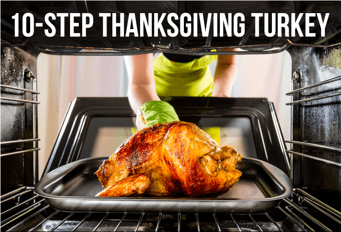 How to Roast a Turkey in 10 Steps