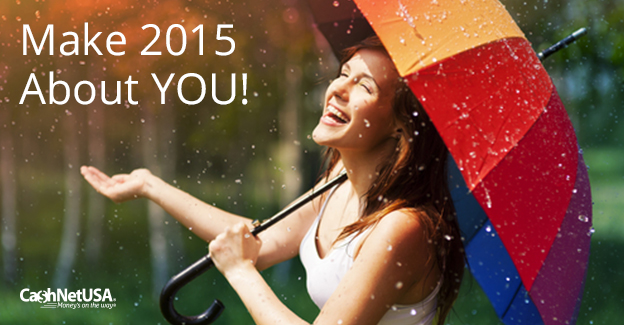 Make 2015 About YOU!