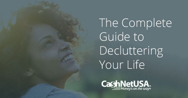 The Complete Guide to Decluttering Your Life