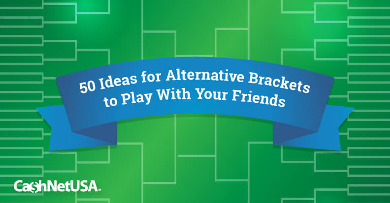 50 Alternative Brackets to Play With Your Friends