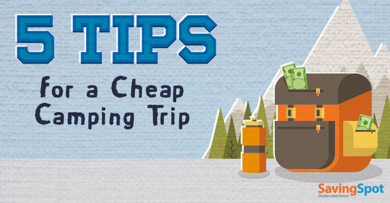 Guide to a Cheap Camping Trip