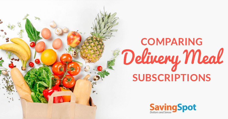 Which Home Delivery Meal Subscription is Right For You?