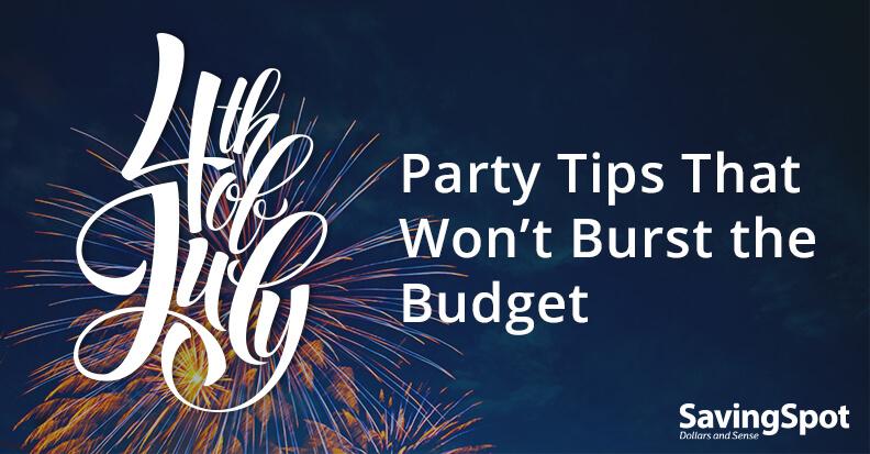 4th of July Savings in 4 Easy Steps