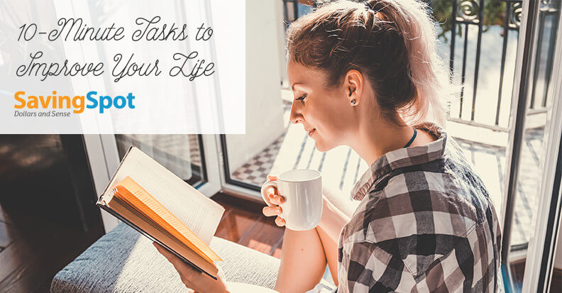 60 Things to Improve Your Life Now