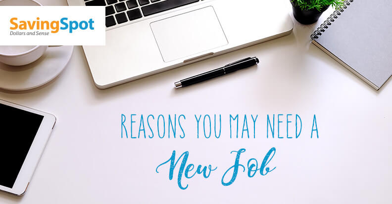 5 Signs It's Time to Look for a New Job