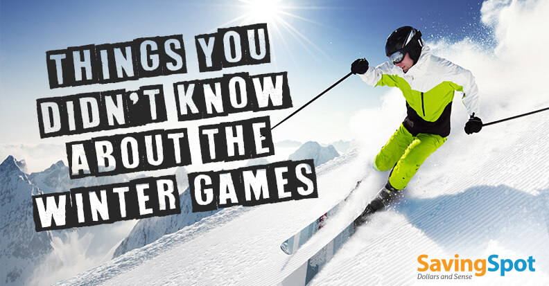 Fun Facts About the Winter Games