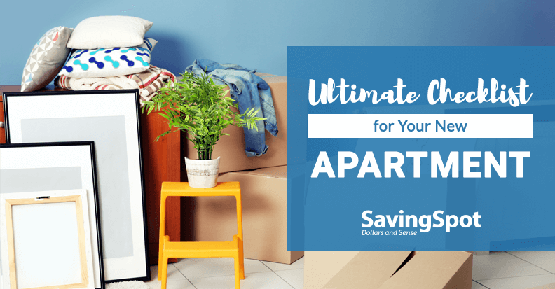 Ultimate Checklist for Your New Apartment