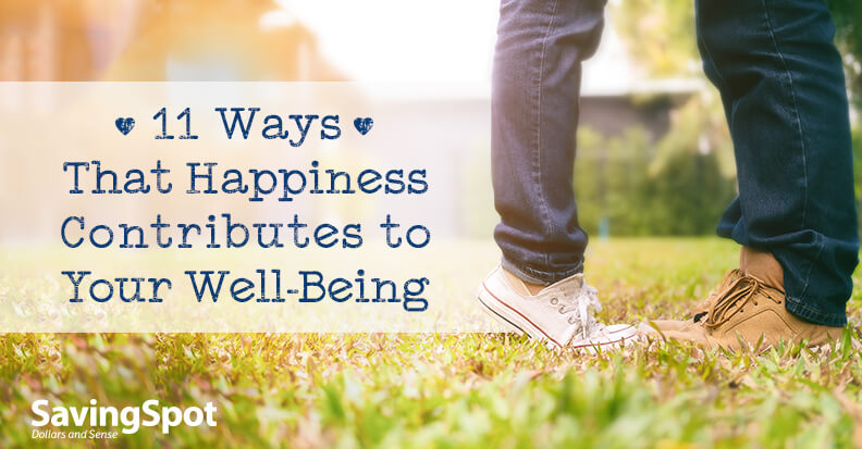 How Your Happiness Can Make You Healthy