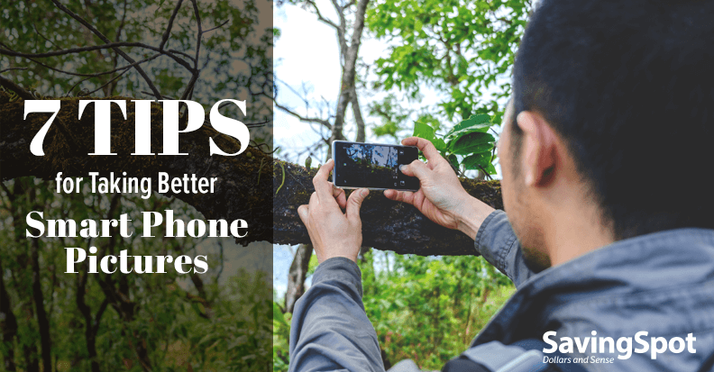 Take Better Pictures on Your Cell Phone