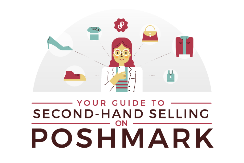 Your Guide to Second-Hand Selling on Poshmark