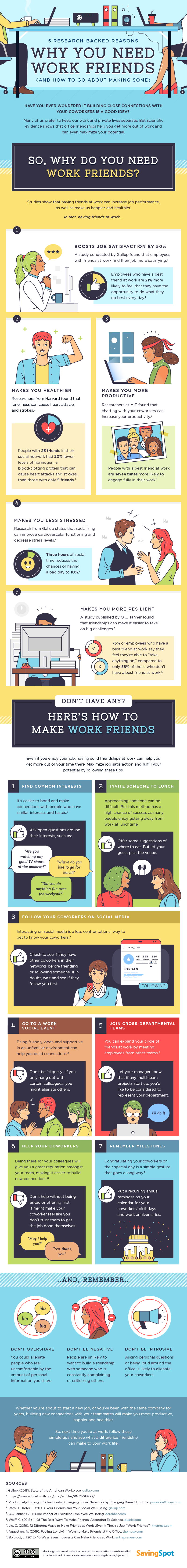 5 Research-Backed Reasons Why You Need Work Friends