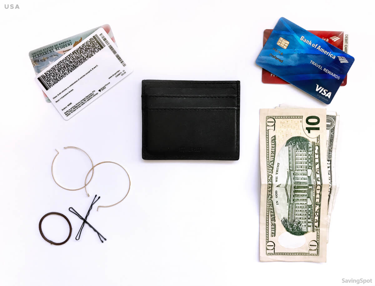 Whats In Your Wallet Contents