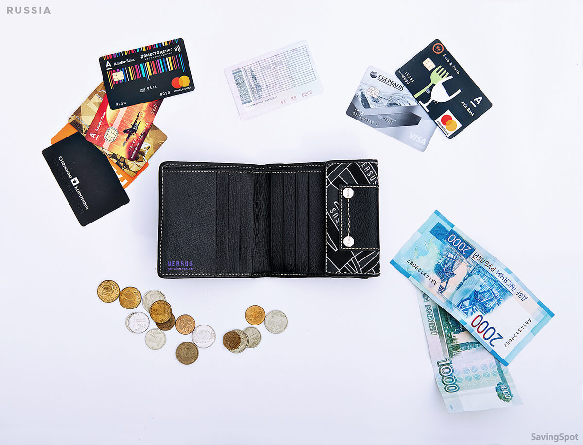 What's In Your Wallet Russian Participant Contents