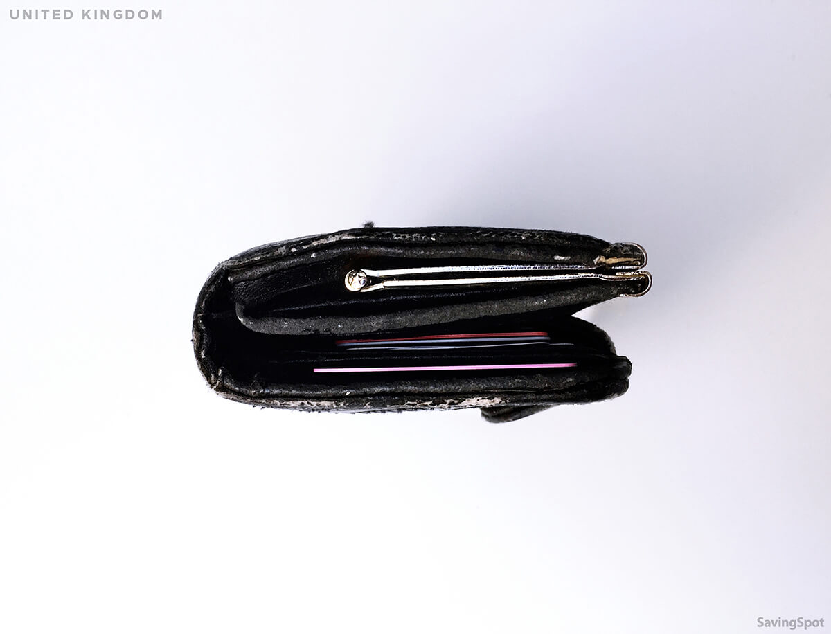 What's In Your Wallet United Kingdom