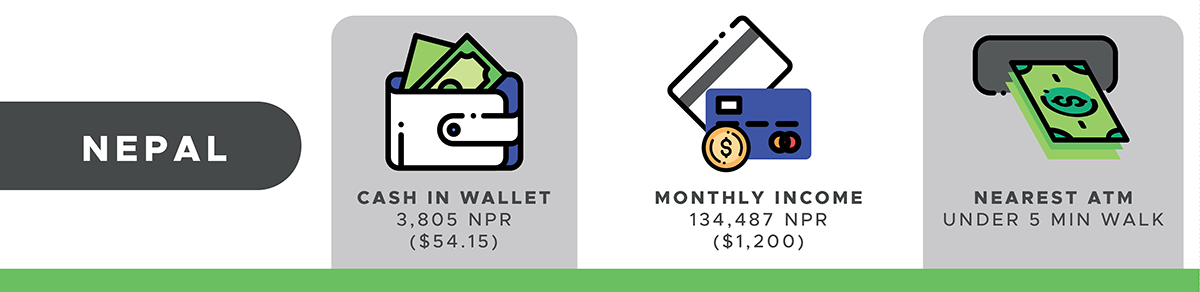 What's In Your Wallet Nepal Data