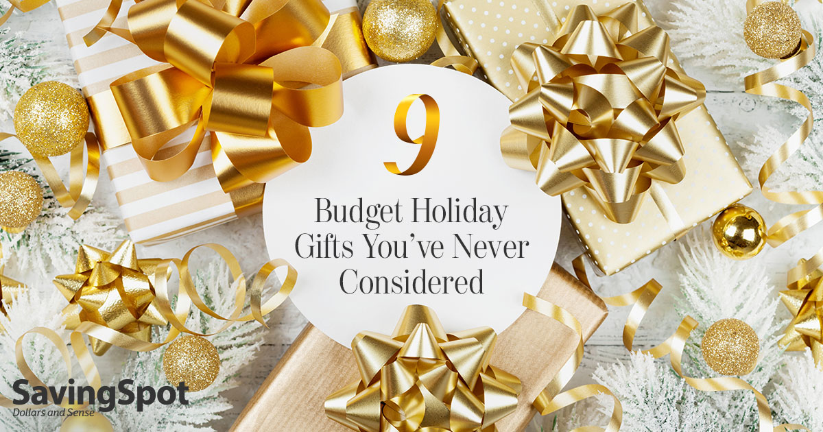 Unconventional Holiday Gift Ideas for Everyone On Your List