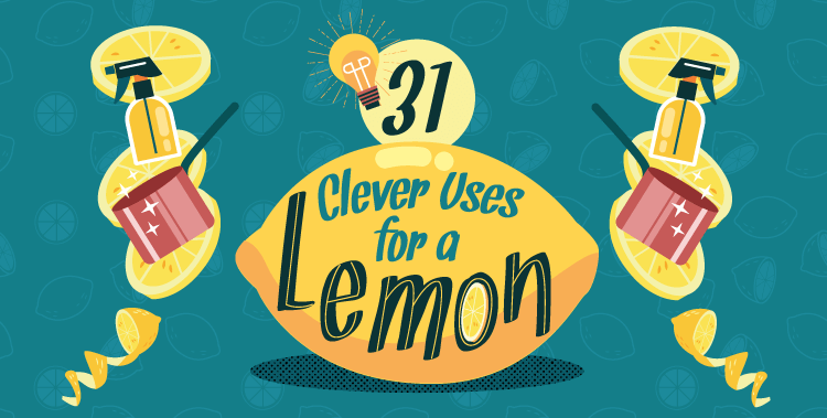 31 Clever Uses for a Lemon