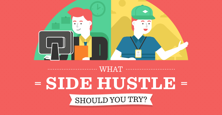 """What """"Side Hustle"""" Should You Try?"""