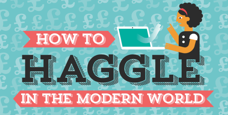How to Haggle in the Modern World