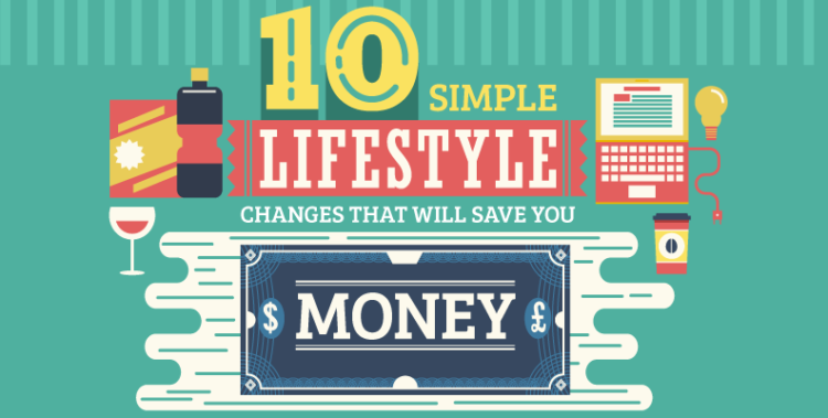 10 Simple Lifestyle Changes That Will Make You Money