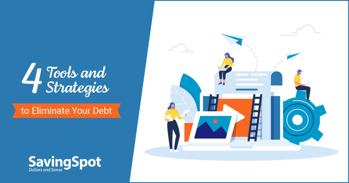 Debt Repayment Tips, Strategies and Tools