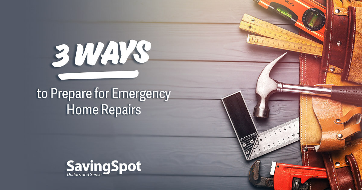 How to Pay for Emergency Home Repairs
