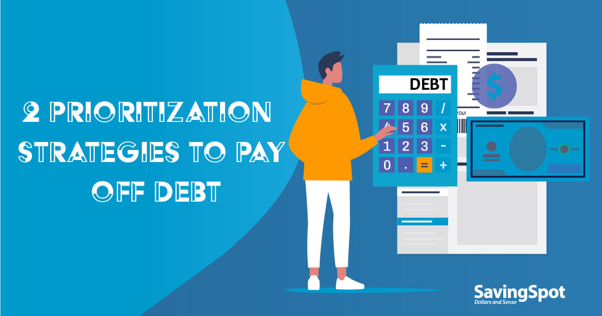 How to Prioritize Your Debt