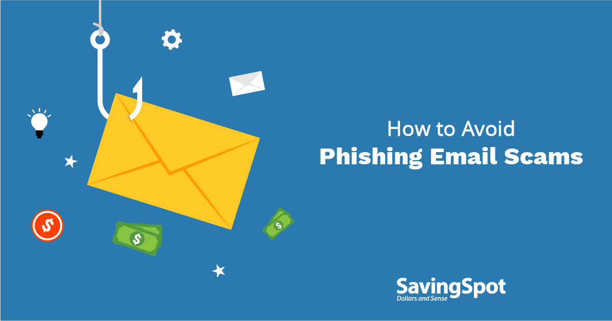 How to Spot and Avoid Email Phishing