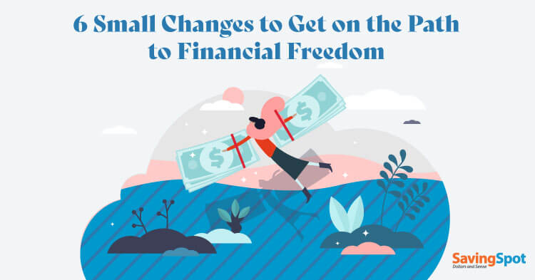 How to Start on the Path to Become More Financially Free