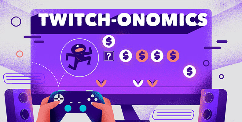 The Highest-Paid Twitch Streamers in the World
