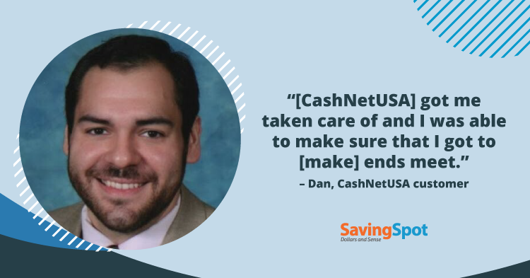 Your Safety Net in Uncertain Times: A CashNetUSA Success Story Video