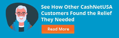 cashnetusa customer stories