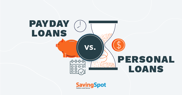 What's the Difference Between Payday Loans and Personal Loans?
