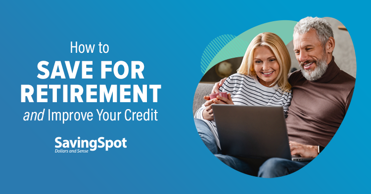 How Can I Save for Retirement with Poor Credit?