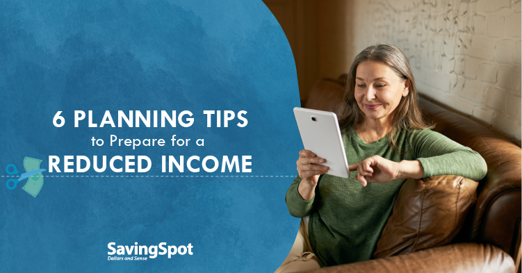 How to Adjust Your Budget for a Lower Income