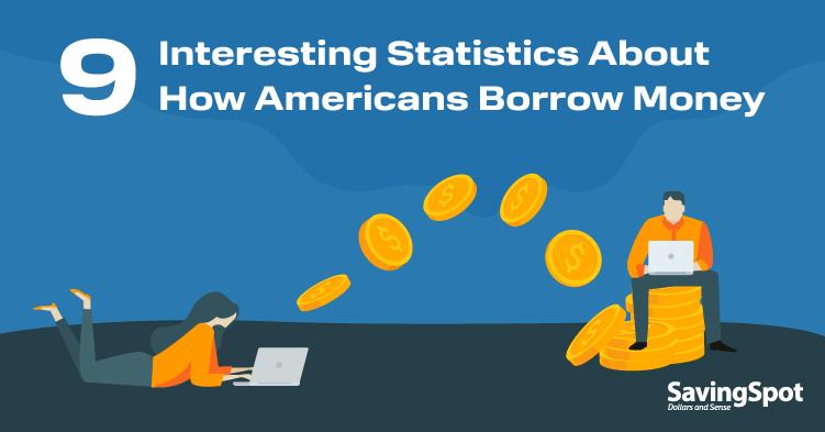 How Much Money Does America Borrow?